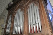 Orgue de Saint-Georges, Église Saint-Georges