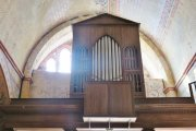 Orgue de Montmorillon, Chapelle Saint-Laurent et Saint-Vincent