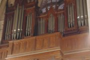 Orgue de Montmorillon, Église Saint-Martial