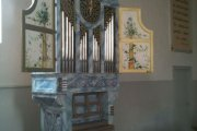 Orgue de Celles-sur-Belle, temple protestant