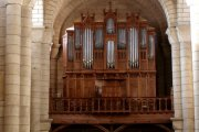 Orgue de Poitiers, Église Saint-Hilaire-le-Grand